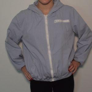 Brandy Melville light blue jacket